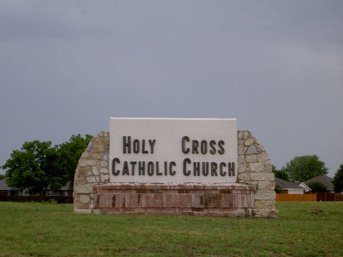 About   Holy Cross Catholic Church   The Colony, TX